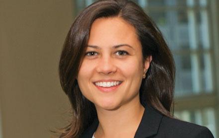 Victoria Fulkerson (SVP, NGLCC)