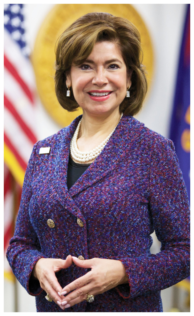 Maria Contreras-Sweet New SBA administrator reframes mission easing access to funding and