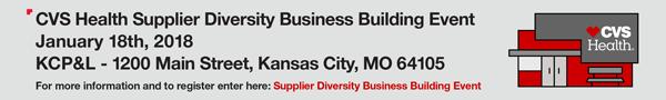CVS Health Supplier Diversity Business Building Event