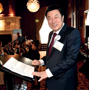 Gun Shim, Vice President, Supply Chain Management PG&E